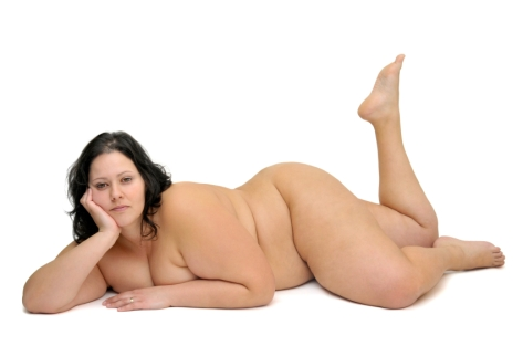 overweight-white-woman